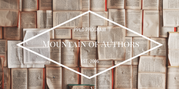 PPLD Program Mountain of Authors Est. 2006