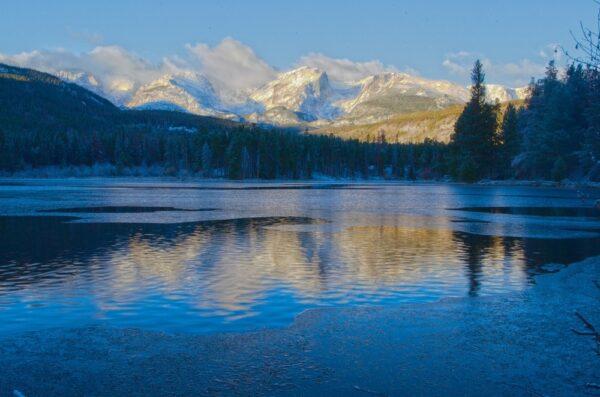 Emerald Lake, Rocky Mountain National Park
