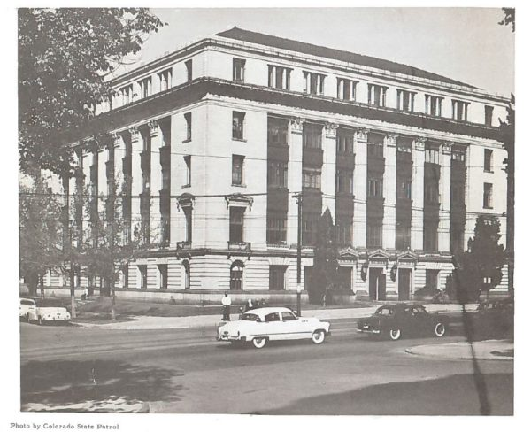 State Office Building circa 1953