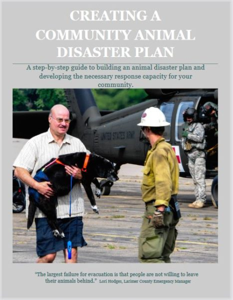 Creating a Community Animal Disaster Plan cover image