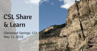 CSL Share & Learn: Glenwood Springs