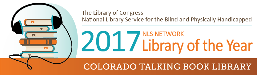 Talking Book Library Named Network Library of the Year