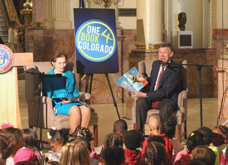 One Book 4 Colorado event